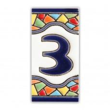Numarul 3 model Gaudi