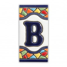 Litera B model Gaudi