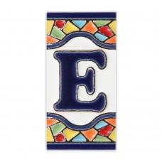 Litera E model Gaudi