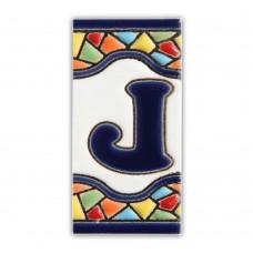 Litera J model Gaudi