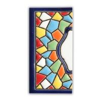 Margine deschis/inchis model Gaudi