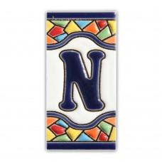 Litera N model Gaudi